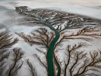 ed burtynsky CO river delta