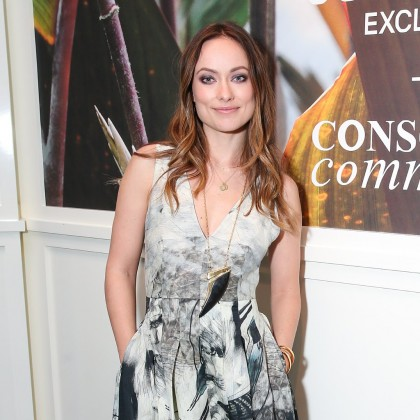 Olivia-Wilde-Wearing-HM-Conscious-Collection
